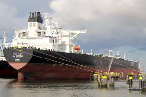 Photo of AL YARMOUK ship