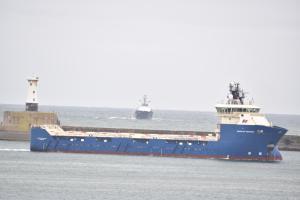 Photo of GRAMPIAN SOVEREIGN ship