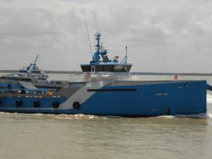 Photo of ANNY MV ship