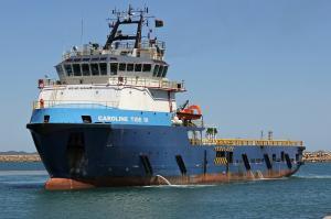 Photo of CAROLINE TIDE III ship