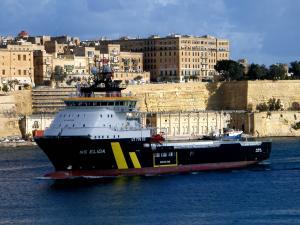 Photo of NS ELIDA ship