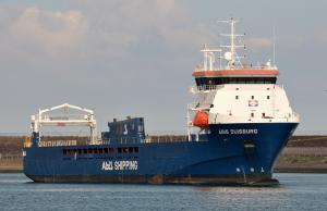 Photo of EEMS DUISBURG ship