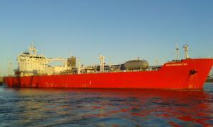 Photo of WAASMUNSTER ship