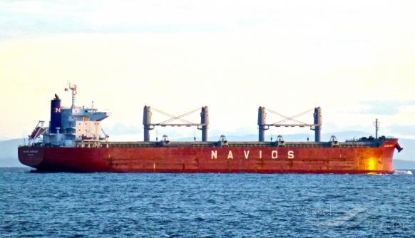 NAVIOS MERCURY (MMSI: 563335000)