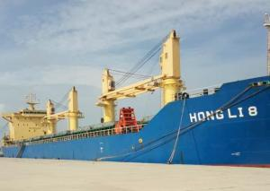 Photo of HONGLI 8 ship