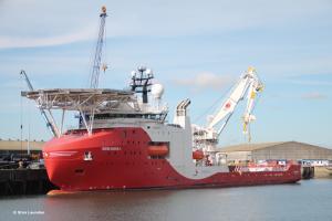 Photo of SIEM DAYA 1 ship