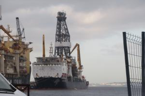 Photo of OCEAN BLACKLION ship