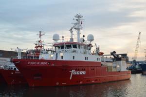 Photo of FUGRO HELMERT ship