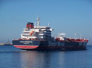 Photo of STENA IMPERATIVE ship