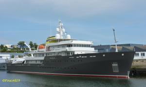 Photo of YERSIN ship