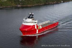 Photo of OCEAN ART ship