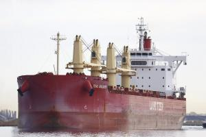 Photo of TEAL BULKER ship