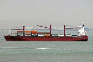 Photo of HARIS ship