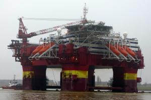 Photo of FLOATEL ENDURANCE ship
