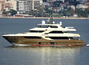 Photo of LADY TAHITI ship
