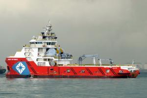 Photo of CREST OPTIMUS ship