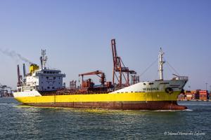 Photo of HERBANIA ship