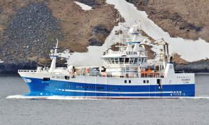 Photo of SULEBAS ship