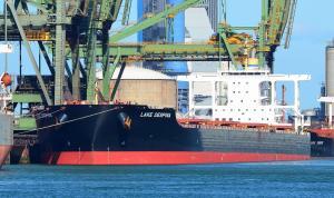 Photo of LAKE DESPINA ship
