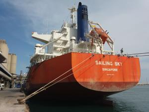 Photo of SAILING SKY ship