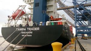 Photo of TAMPA TRADER ship