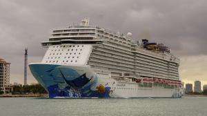 Photo of Norwegian Escape ship