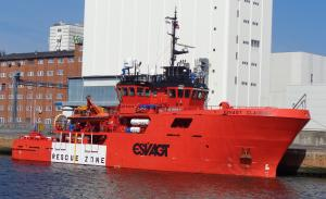 Photo of ESVAGT CLAUDINE ship