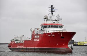 Photo of THOR FRIGG ship
