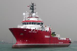 Photo of THOR FREYJA ship