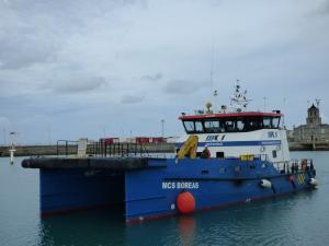 Photo of MCS BOREAS ship