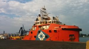 Photo of CREST BAZAN 2 ship