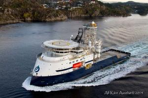 Photo of SUBSEA SUPPORTER ship