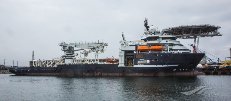 SEABED CONSTRUCTOR, Offshore Support Vessel - Details and current