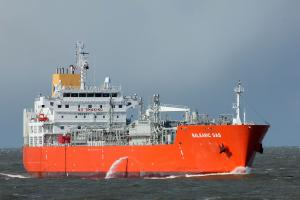 Photo of BALEARIC GAS ship