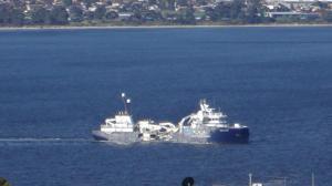 Photo of RONJA HUON ship