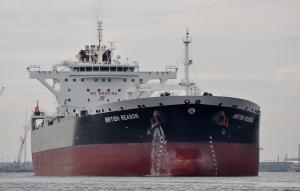 Photo of BRITISH REASON ship