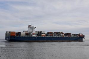 Photo of CCNI ARAUCO ship