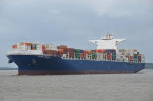 Photo of CCNI ARAUCO ship
