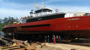 Photo of PTAS AMANAH 7 ship