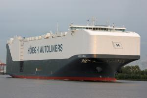 Photo of HOEGH TARGET ship