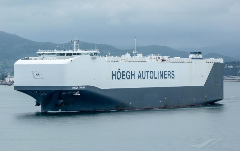 HOEGH TRACER photo