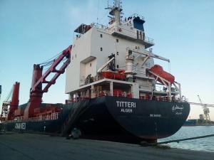 Photo of TITTERI ship