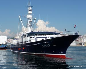 Photo of CAMILA ship