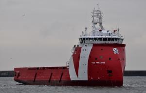 Photo of VOS PARADISE ship