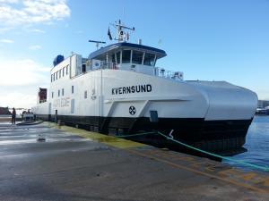 Photo of KVERNSUND ship