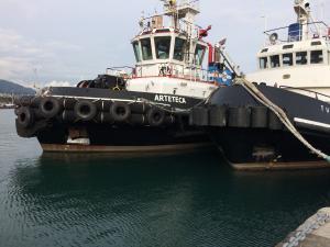 Photo of ARTETECA ship
