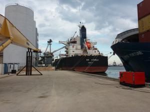 Photo of BW CANOLA ship