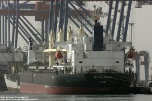 Photo of YUNA ORCHID ship