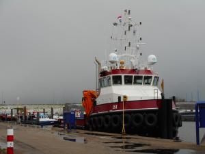 Photo of ISA ship