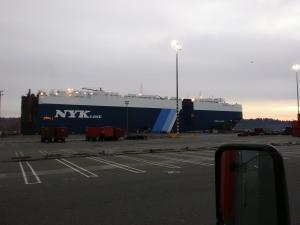 Photo of HERMES LEADER ship